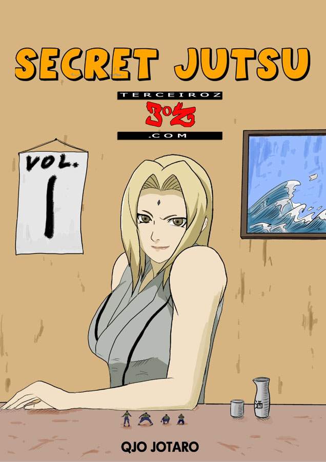 Secret Jutsu (final) – Naruto hentai