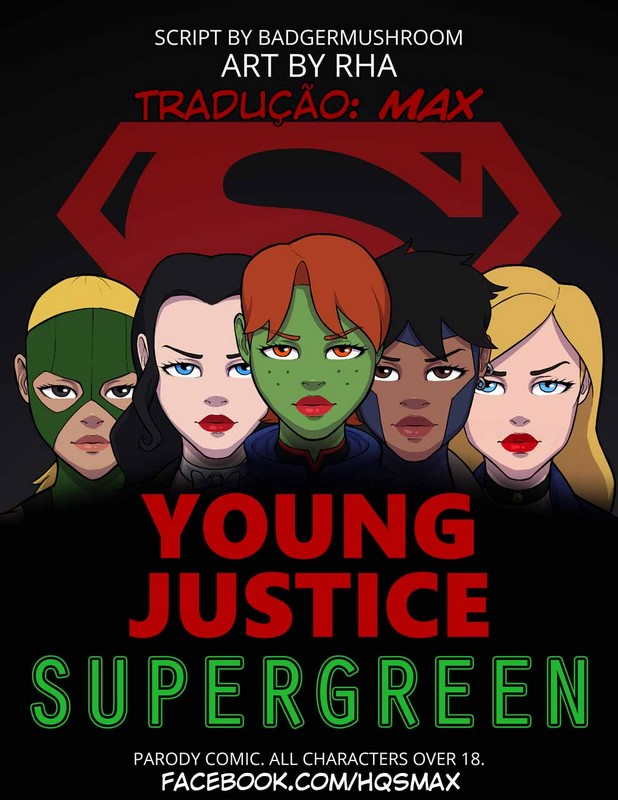 SuperGreen Young Justice