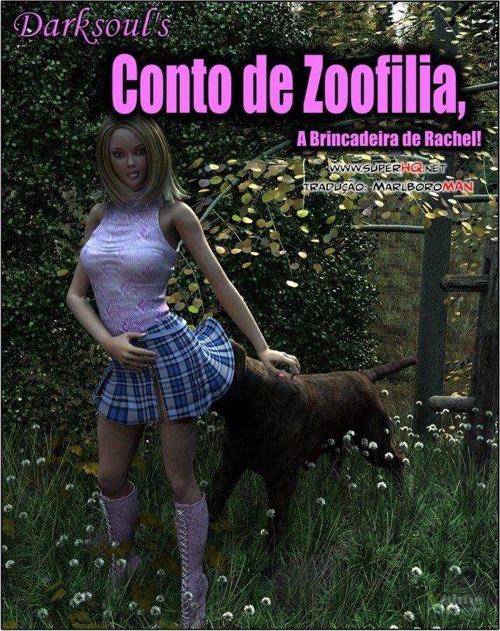 Conto de Zoofilia – A Brincadeira de Rachel