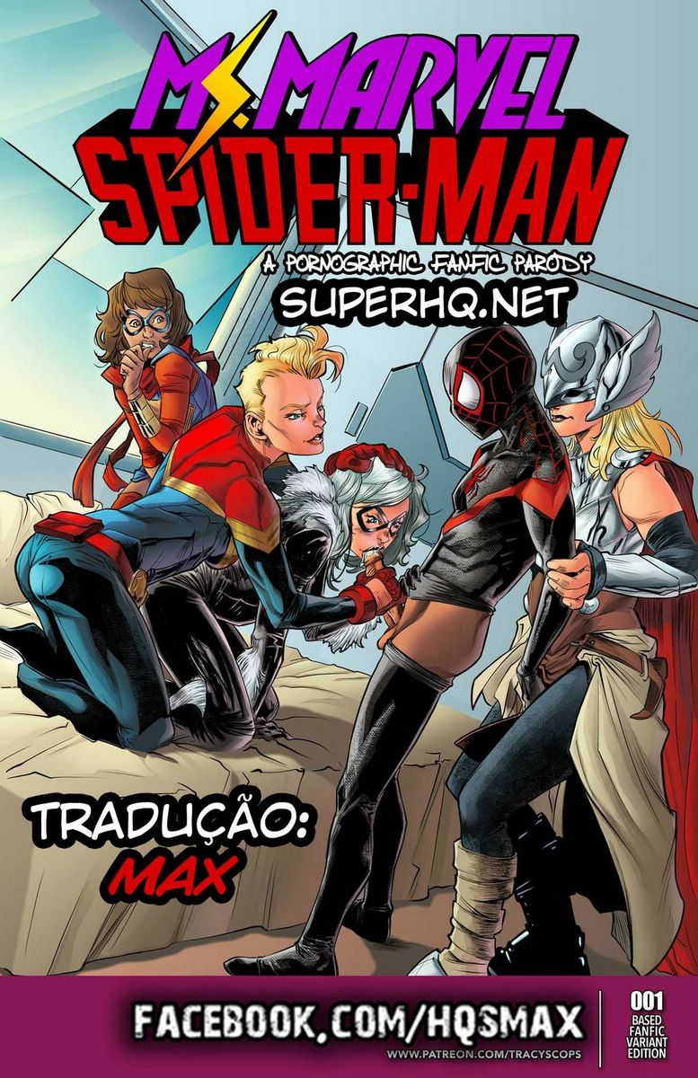 Miss Marvel Spiderman – Final