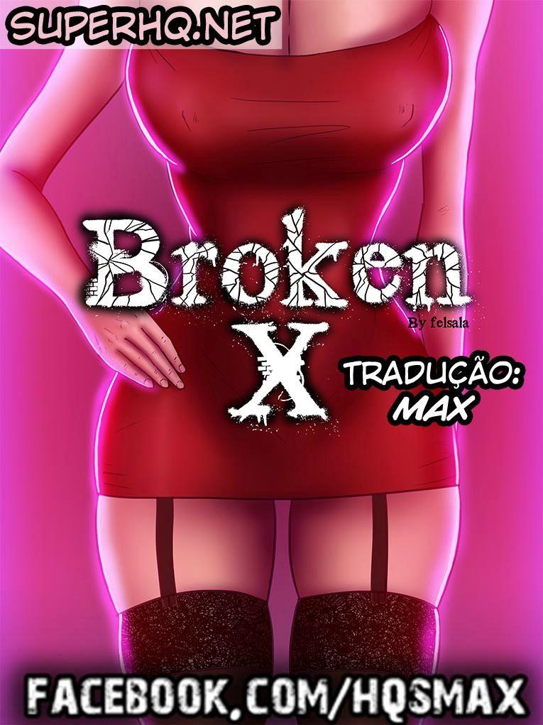 Broken X 1-3 – Final
