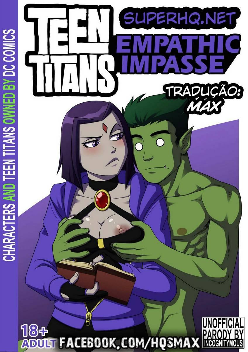 Teen Titans – Empathic Impasse