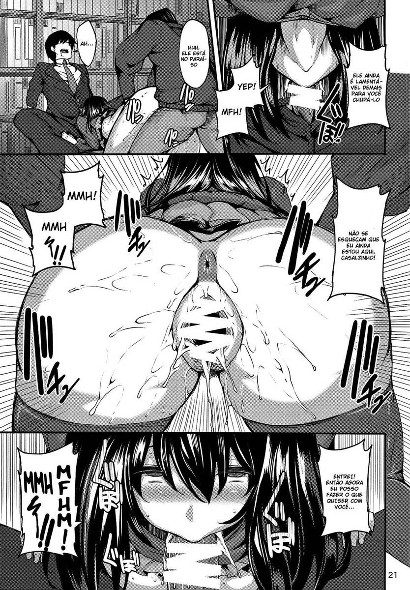 Hentai Acid Lover, encontro secreto