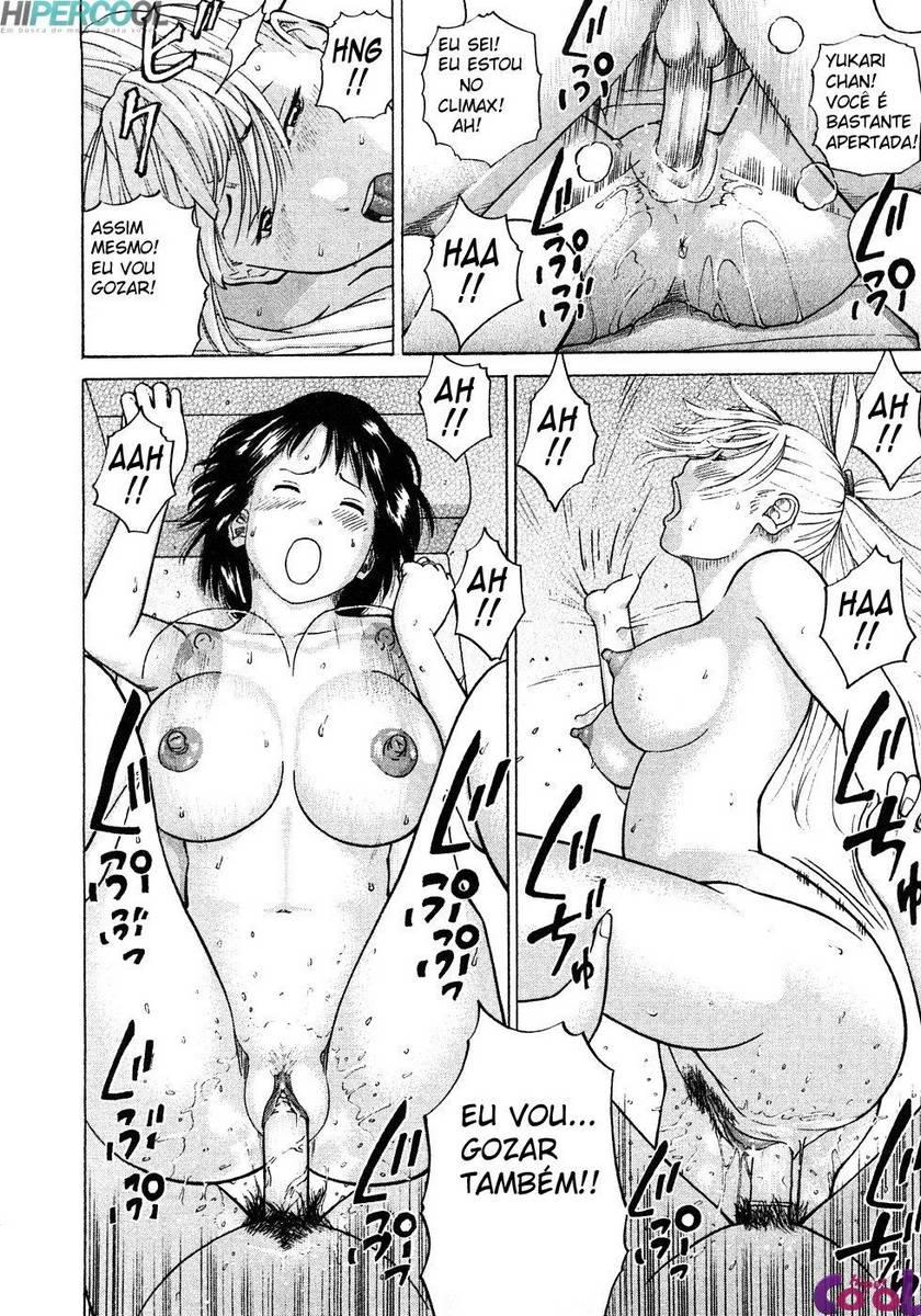 Hentai troca de esposas