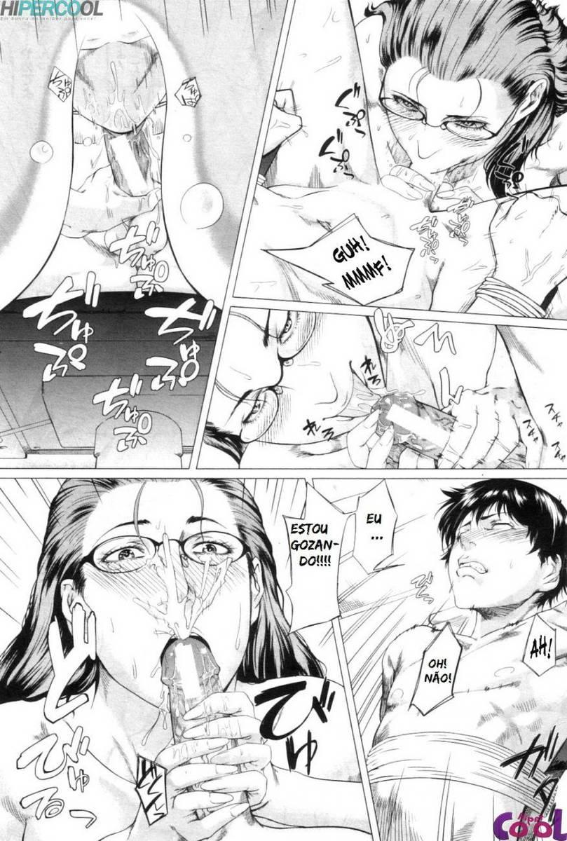 Kaa-san No Ijyou, comendo o cu da mãe