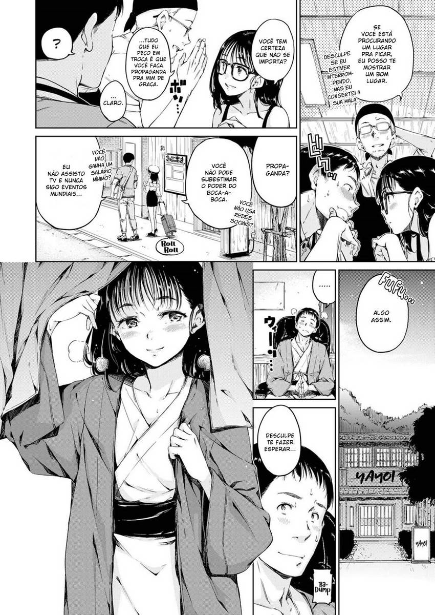 Hentai dias dos sonhos