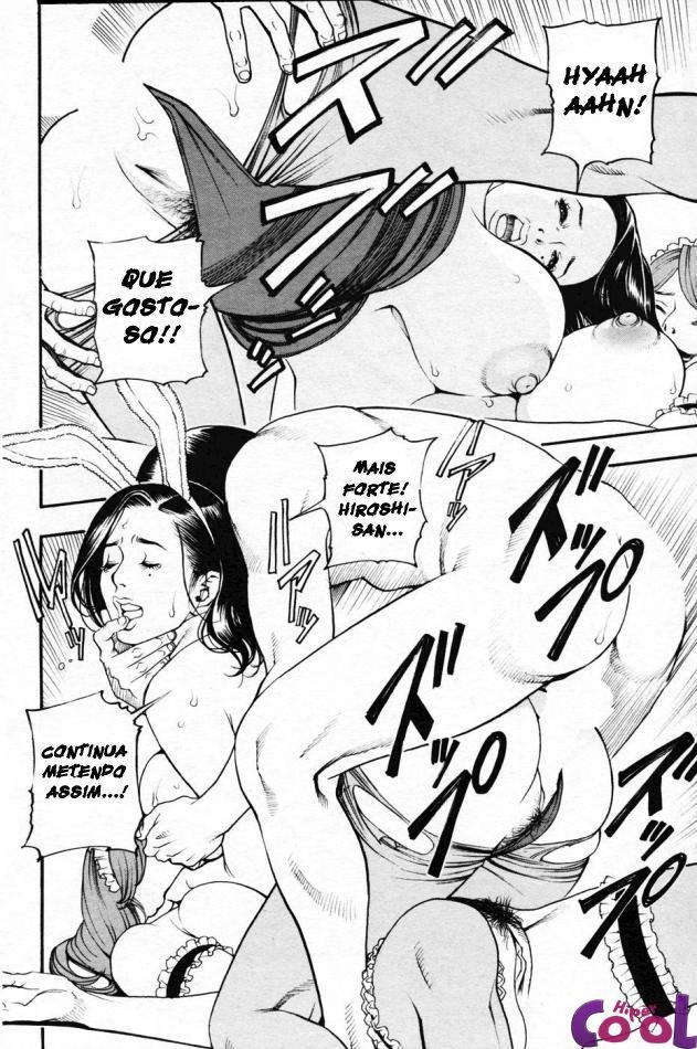 Clube da putaria hentai