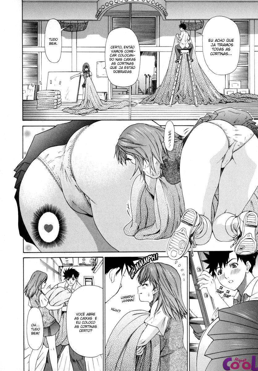 Hentai Surugu escravo sexual