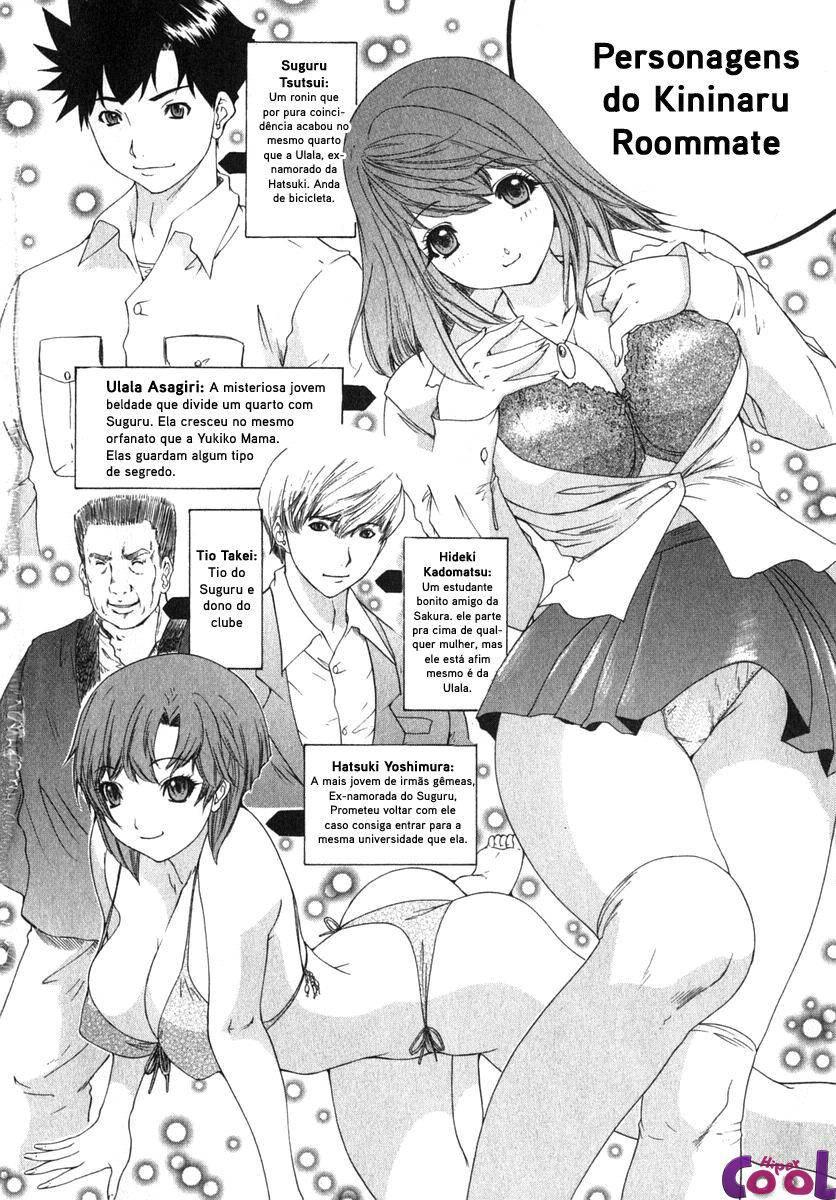 Hentai Brigas e sexo