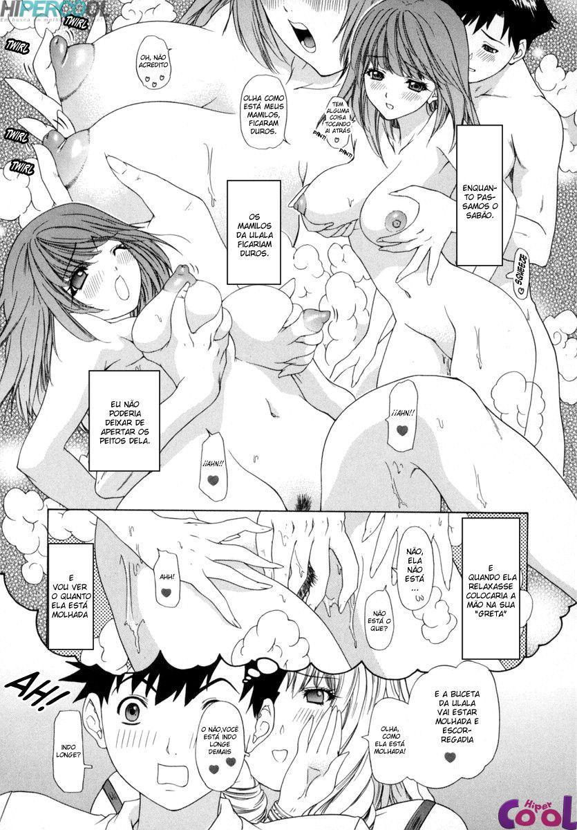 Hentai Suguru praticamente casado