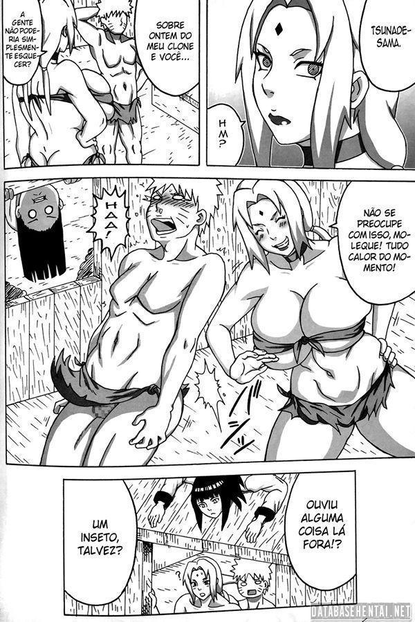 Naruto hentai sakura e tsunade