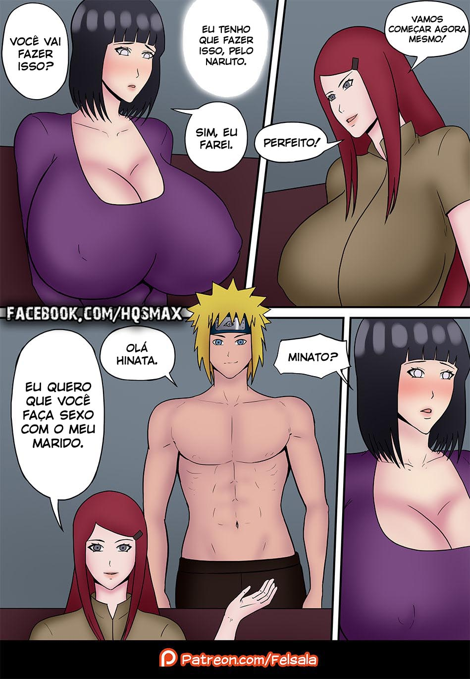 Naruto hentai Kushina Helps, hentai do naruto, hentay naruto