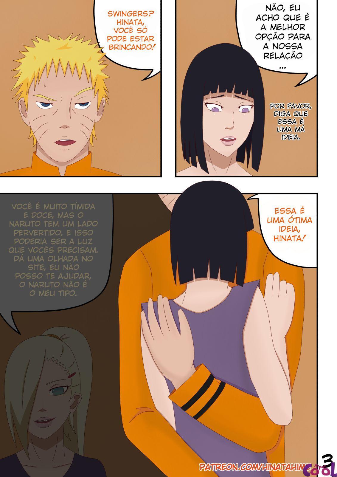 Naruto hentai na suruba