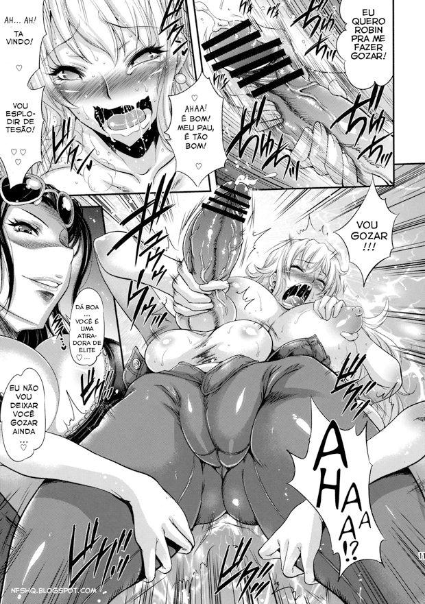 One piece hentai futaket