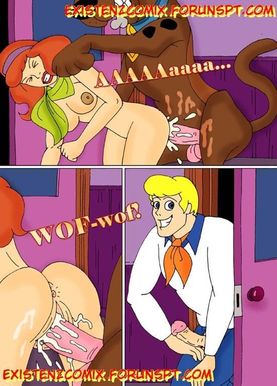 Scooby-Doo – orgia canina
