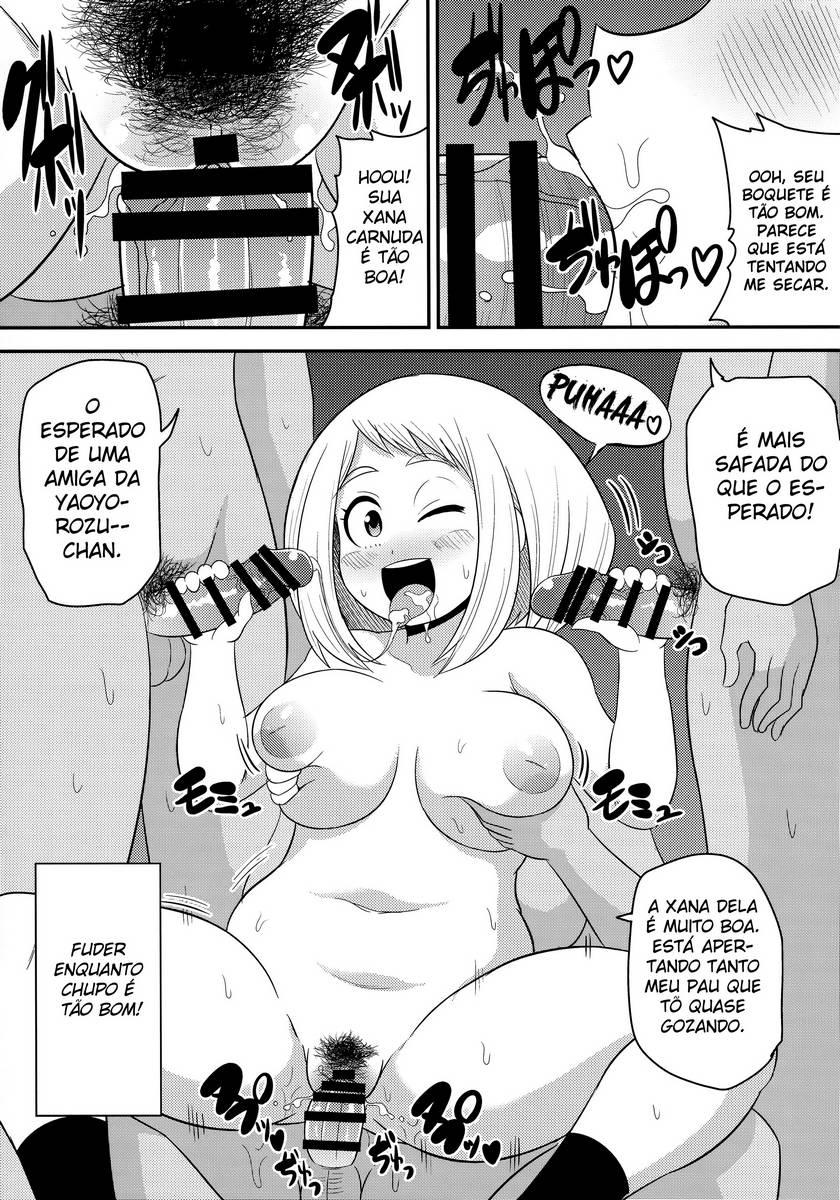 Boku no Hero Academia brasil hentai
