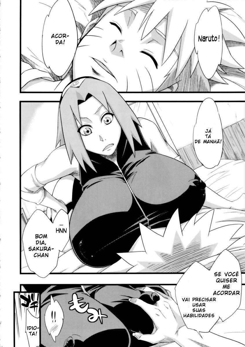 Sakura e a Missão de Sexo