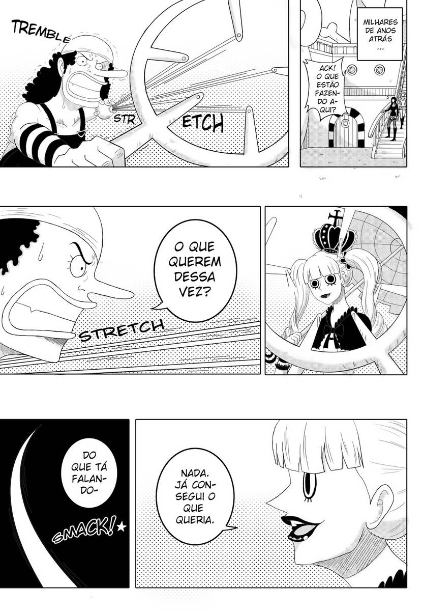 Hipnose Pirata - One Piece