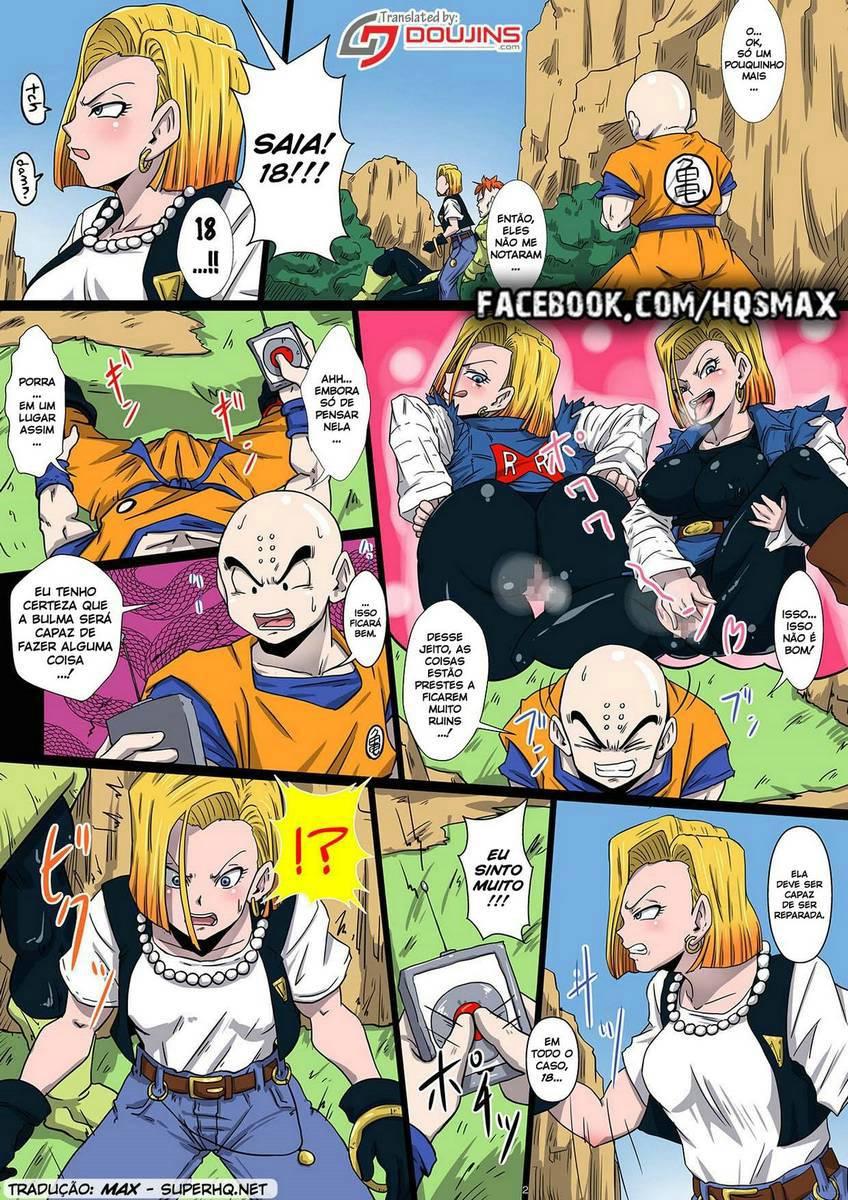 Sob Controle - Dragon Ball