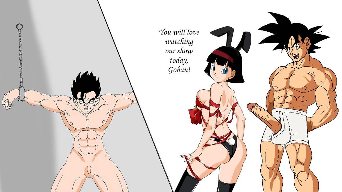 Goku Safadinho - Dragon Ball