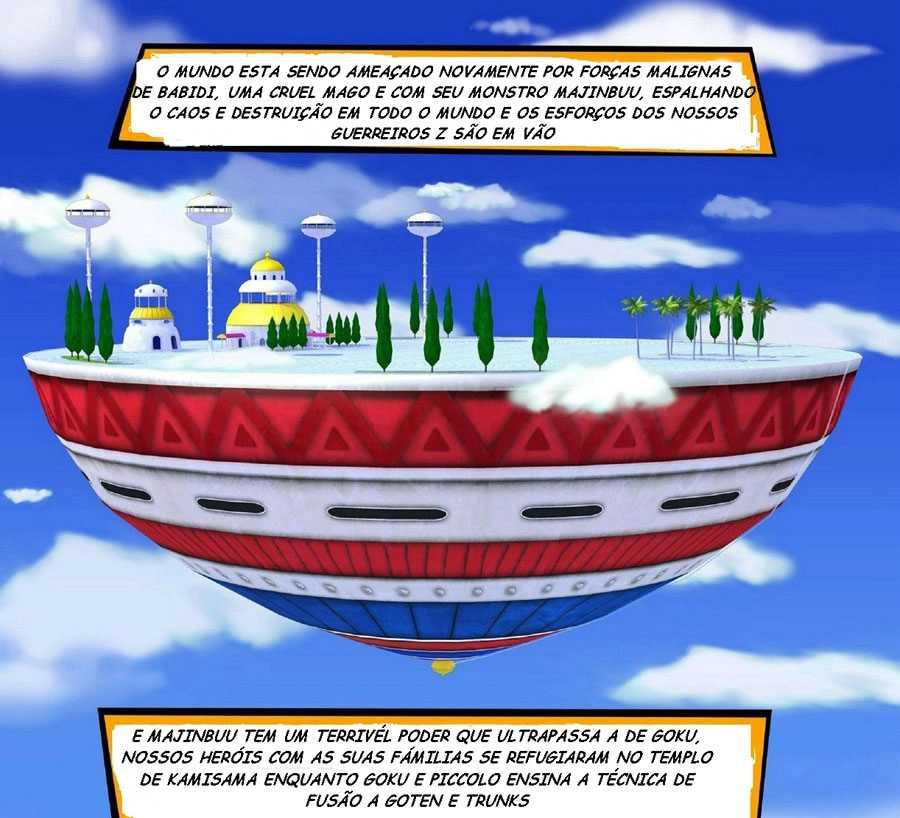 Dragon Ball e a Ameaça de Babidi