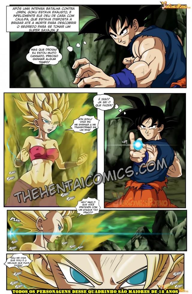 Dragon Ball Super – Torneio da suruba