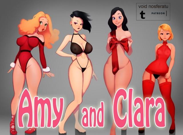 Amy e Clara