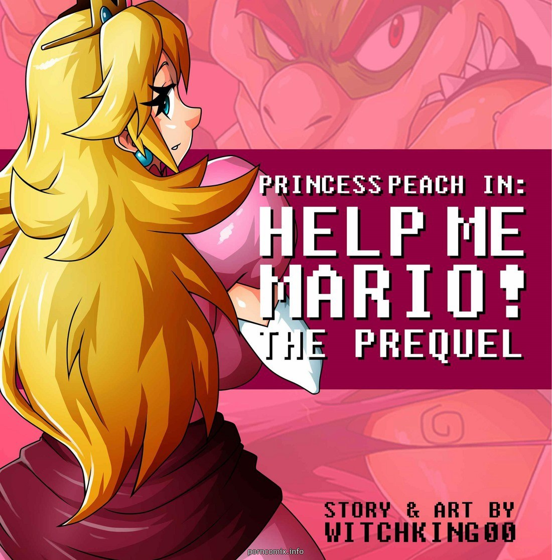 Princess Peach- Help Me Mario