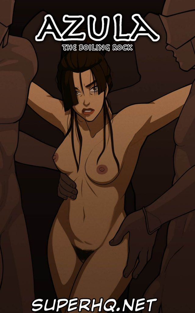 Azula The Boiling Rock – Avatar