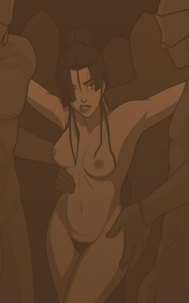 Azula The Boiling Rock - Avatar