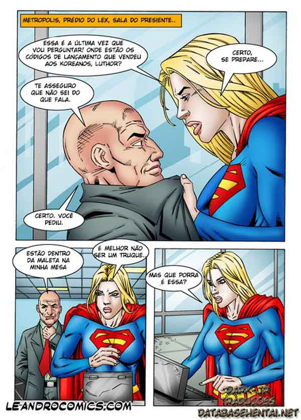 Super Girl Putona