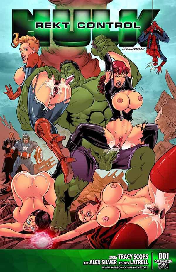 Hulk Fora de Controle